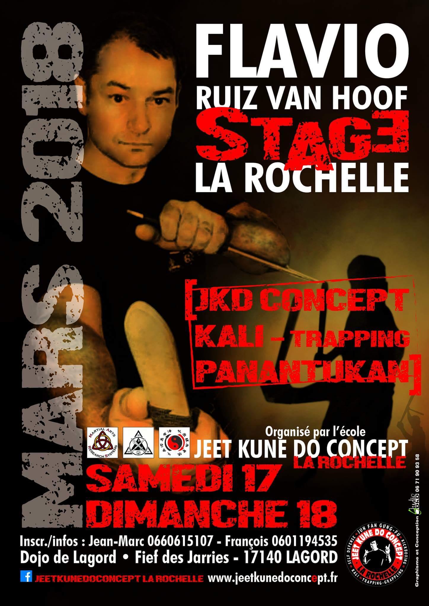 Stage Flavio Ruiz Van Hoof